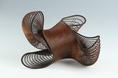 Honda Shoryu, 'Bamboo Sculpture (T-3721)', Heisei era (1989, present), ca. 2000's
