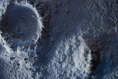 Bill Finger, 'Face on Mars', 2013