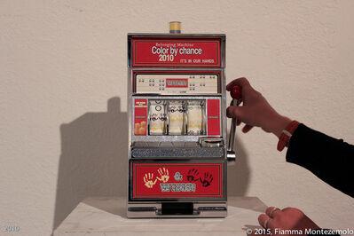 Fiamma Montezemolo, 'Belonging Machine: Color by Chance ', 2010
