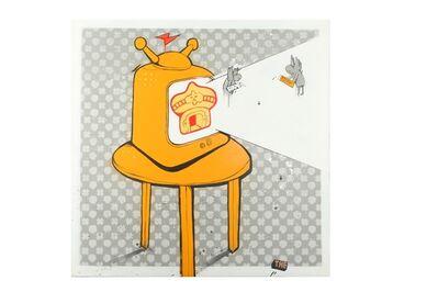 Sickboy, 'Angels Delight', 2007