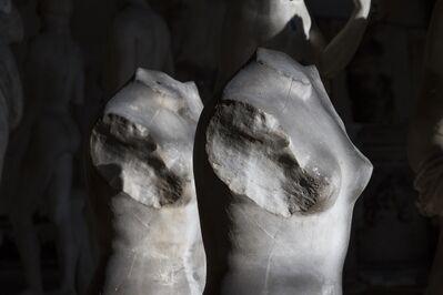 Marie José Burki, 'Sans titre (gypso IV)', 2019