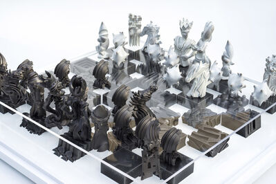 Gil Bruvel, 'Checkmate'