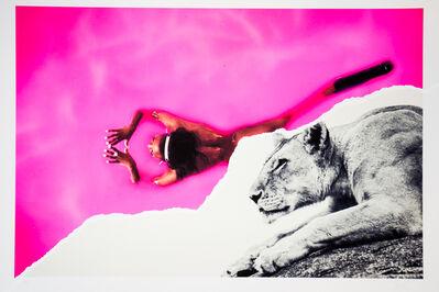 Filip Cederholm, 'Pink Lioness', 2016