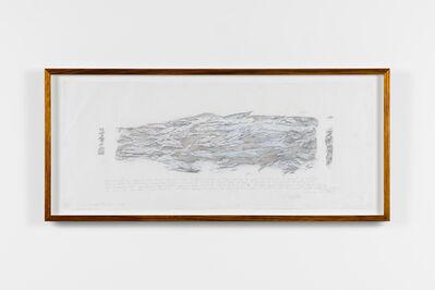 John Wolseley, 'Immanuel Kant's Log', 2016