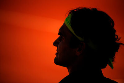 corinne dubreuil, 'Roger I', 2012