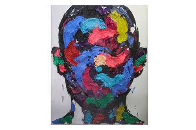 KwangHo Shin, 'Untitled (Portrait)', 2015