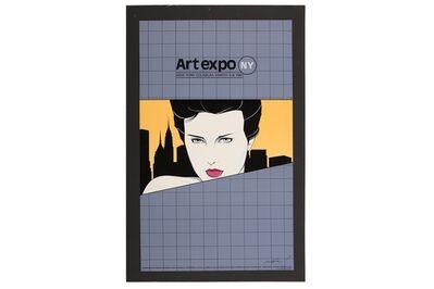 Patrick Nagel, 'Art Expo NY 1981 Poster', 1981