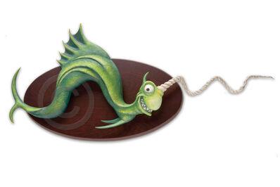 Dr. Seuss, 'Dr. Seuss, Gimlet Fish', 1996-1999