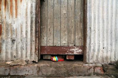 Mauro Pinto, 'Além do arco-íris', 2012