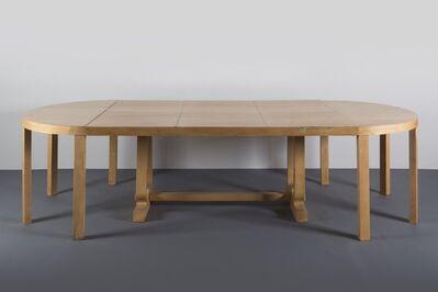 Andrea Busiri Vici, 'Important dining table', 1931