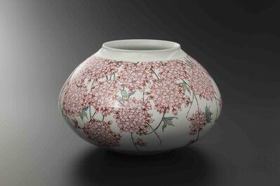 Obata Yuji, 'SHIDARE SAKURA Vase ', 2019