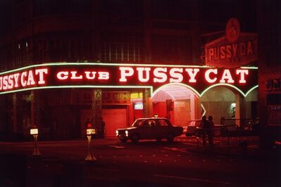 Greg Girard, 'Pussy Cat Club, Wan Chai', 1974