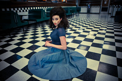 Tao Ruspoli, 'Rachel Nichols - 21st Century, Figurative Photography', 2011