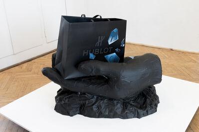 Florian Auer, 'untitled (Hand)', 2017