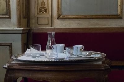 Angela Grauerholz, 'Venice Cafe', 2017