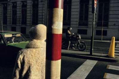 Harry Gruyaert, 'Belgium, Brussels, Rue Royale', 1981