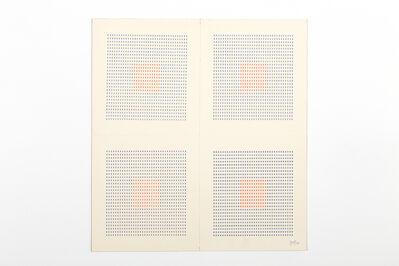 Tomaso Binga, 'Dattilocodice # 3 / Typecode # 3', 1978