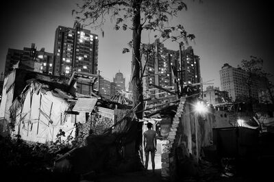 Liu Tao 刘涛, 'A Weak Road n°99', 2012