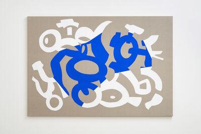 Carla Accardi, 'Come i petali configurano', 2013