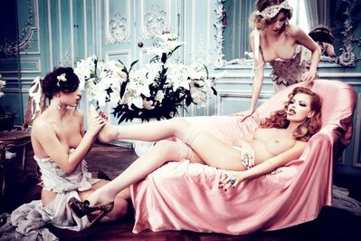 "Ellen von Unwerth, '""From The Story of Olga, Paris""', 2011"