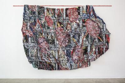 Christian Newby, 'Raspberry-Jail', 2020