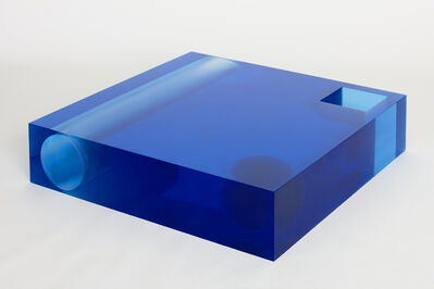 Faye Toogood, 'Element Table Resin / Blue', 2011