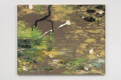 Darius Yektai, 'Waterlilies', 2020