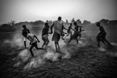 Daniel Rodrigues, 'Football in Guinea Bissau', March 3-2012