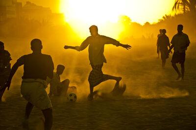 Roger Moukarzel, 'Sundust (Yemeni football players)', 2016