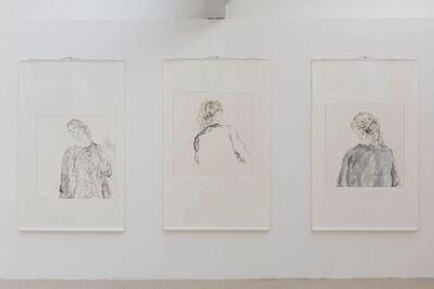 Yuehan pan, 'Olga, Beloved, In Her Eyes', 2016