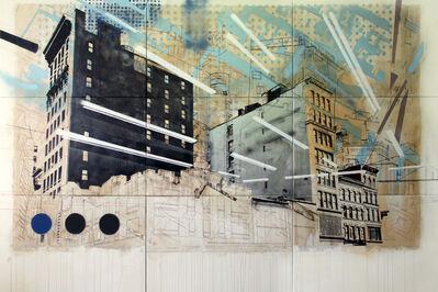 Levan Mindiashvili, 'Avenue of Americas (New York)', 2013