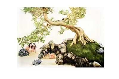 "Su-en Wong, 'The Forest V - ""Hide and Seek""', 2015"