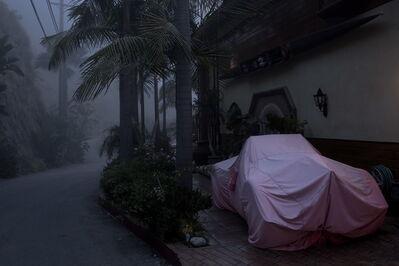 Gerd Ludwig, 'Sleeping Car, Sunset Plaza Drive #5', 2012