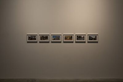 David Lamelas, 'Time As Activity (Milano)', 2014
