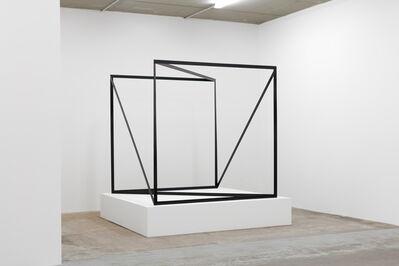 Gonzalo Lebrija, 'Cubo Torcido', 2017