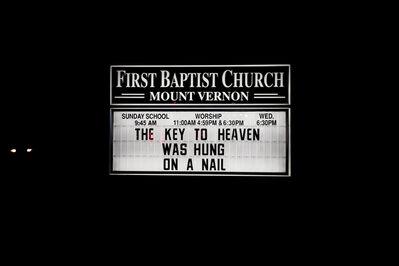 Gillian Laub, 'Key to heaven', ca. 2010