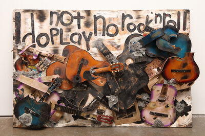 Bernie Taupin, 'I Don't Play No Rock N' Roll', 2016