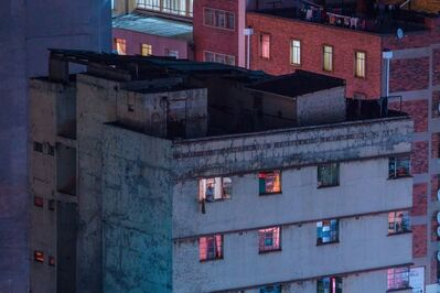 Elsa Bleda, 'Johannesburg Nightscapes', 2014 -ongoing