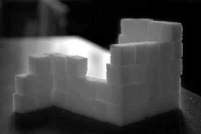 Ohad Matalon, 'Opening White Cube (Action's Echo)', 2006