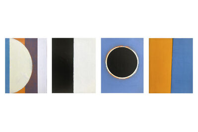 Juan José Cambre, 'Untitle. Polythetic from the Lunik series. Variations on the work of the Ivan Kliun 1920', 2020