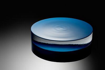 Tora Urup, 'Blue Plate I', 2015