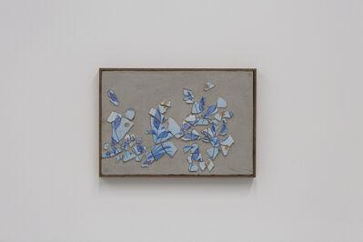 María Tinaut, 'Untitled (Blue)', 2020