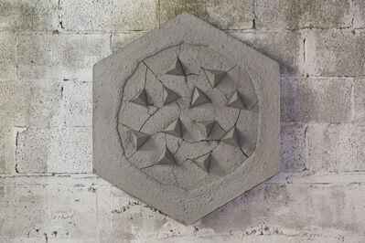 Bhakti Baxter, 'Emergence (12 Tetrahedrons)', 2015-2016