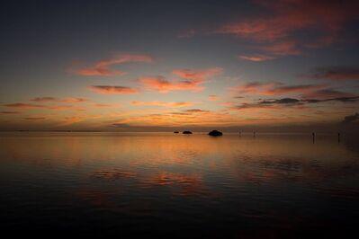 David Glick, 'Gulf of Mexico Sunset'