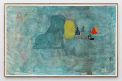 Jorge Queiroz, 'Air Marks', 2020