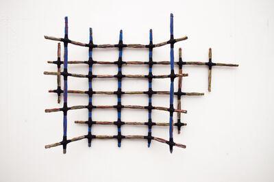 Rafael Gomez Barros, 'Tramar', 2018