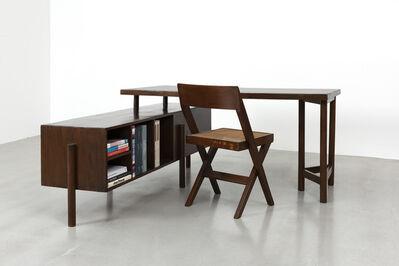 Pierre Jeanneret, 'Demountable desk', ca. 1957-58