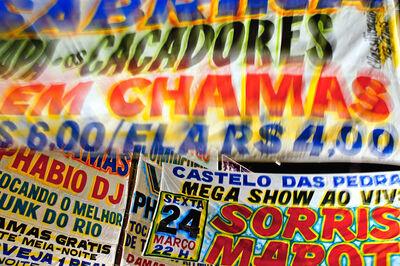 Daniela Dacorso, 'Caçadores em Chamas', 2004