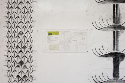 Goldin+Senneby, 'The Plot (Utopia Bloemen) with Mustafa Kör (poet), Johan Hjerpe (graphic designer)', 2018-2019
