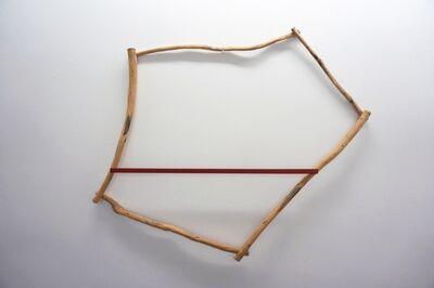 Kishio Suga, '全体のかたむきⅠ', 1990